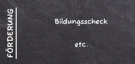Geförderte Computerkurse in unseren Lernstudios in Hamm: Zum Beispiel mit der Bildungsprämie
