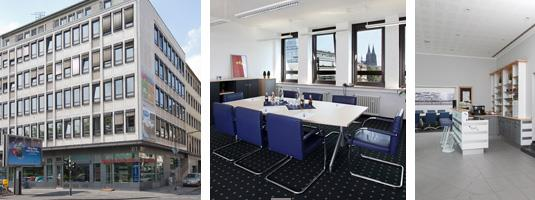 Franchise Office in Köln