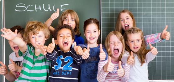 Nachhilfe für Grundschüler vor Ort im Lernstudio Barbarossa Frankfurt-Dornbusch